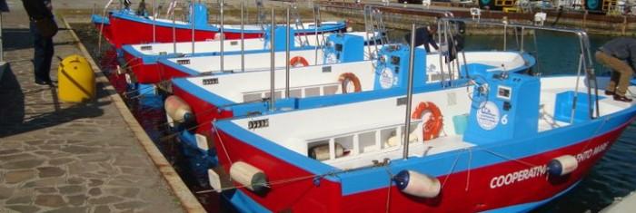 Escursioni in Barca con Partenze dal Porto